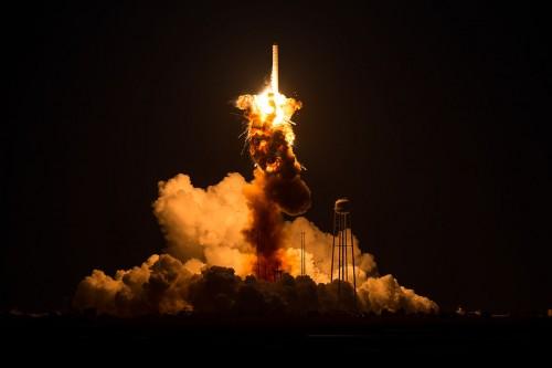 Die Mutter aller schmutzigen Bomben (Bild: NASA/Joel Kowsky)