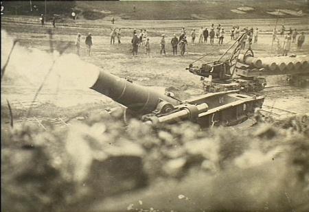 Atommüll – das Verdun der Kernenergiedebatte (Bild: public domain)
