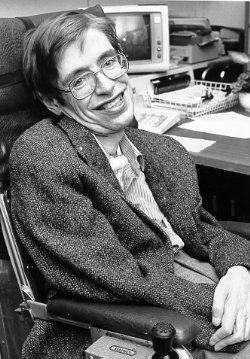 Stephen Hawking (Bild: NASA)