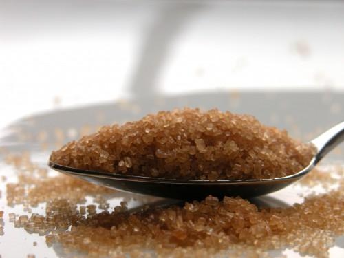 """Zucker: Die wahren """"Energiekristalle"""" für unseren Körper. Quelle: alila / pixelio.de"""