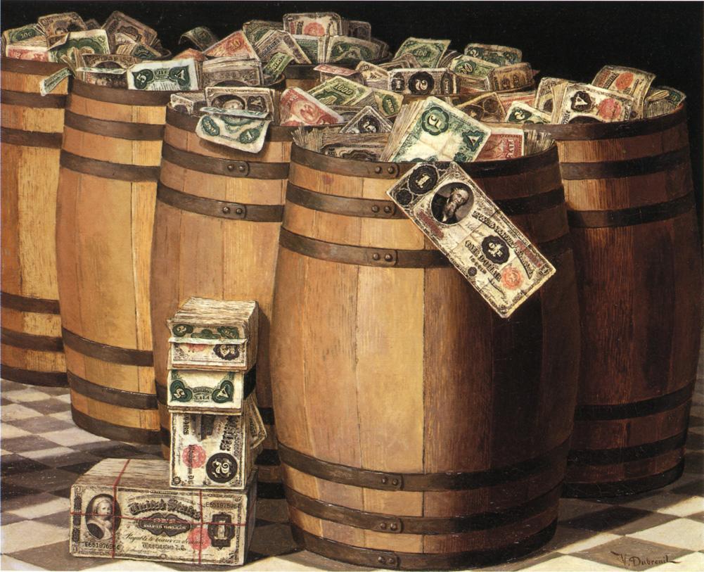 Mit welcher Währung bezahlt man im Universum [Astrodicticum Simplex]