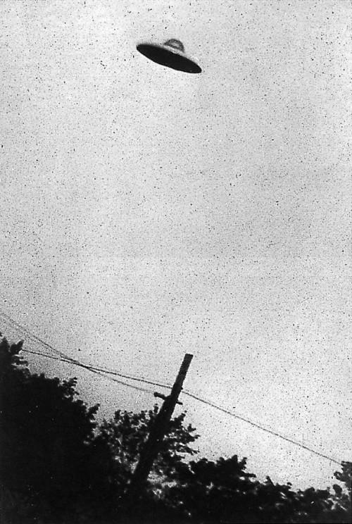 Däniken zeigt uns jede Menge alten UFO-Kram (Bild: public domain)