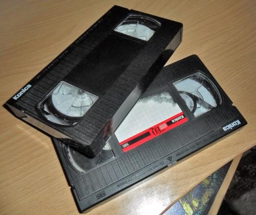 Früher war die Sache mit den Videos noch ganz anders! (Bild: Public Domain)