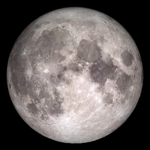 Wo kommt das Ding her! (Bild: NASA/Goddard/Lunar Reconnaissance Orbiter)