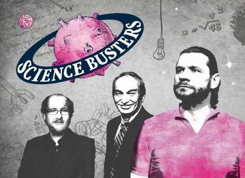 Heinz Oberhummer konnte die Serie über die Entstehung der Elemente leider nicht mehr  gemeinsam mit den Science Busters zu Ende bringen...