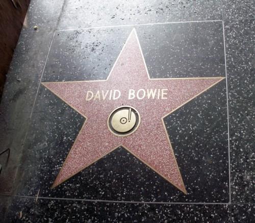 Bowies Stern gibts nur auf der Erde aber nicht am Himmel (Bild: iluvrhinestones, CC-BY-SA 2.0)