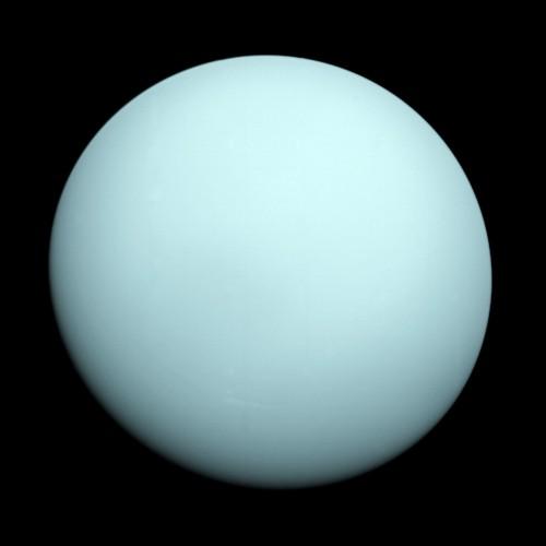 Uranus! (Bild: NASA/JPL-Caltech)