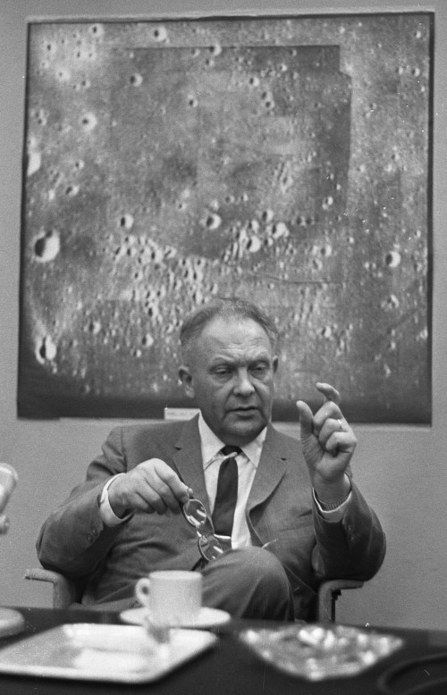 Gerard Kuiper (Bild: Dutch National Archives, The Hague, Fotocollectie Algemeen Nederlands Persbureau (ANEFO), 1945-1989, Nummer toegang 2.24.01.05 Bestanddeelnummer 916-8171, CC-BY-SA 3.0)
