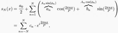 Fourierreihen (mit Pi!)