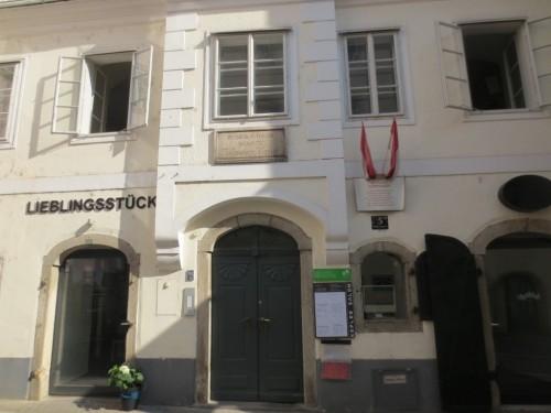 Keplers Wohnhaus in Linz