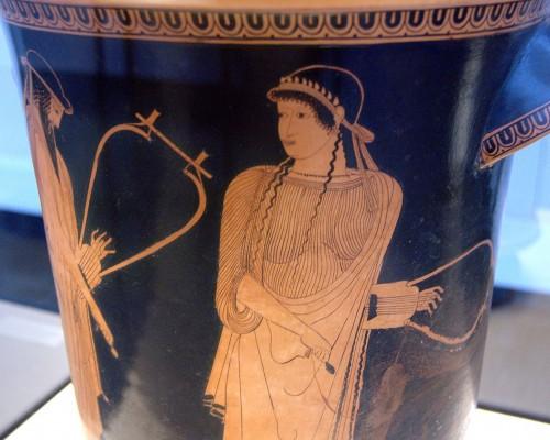 Sappho (Bild: gemeinfrei)