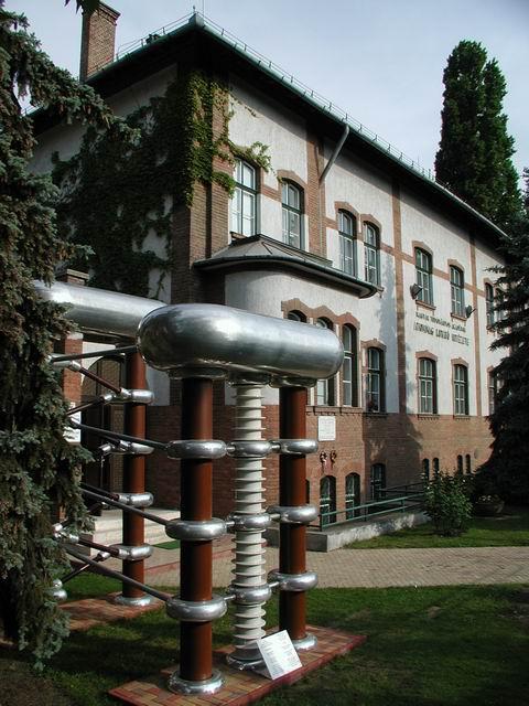 Das Kernforschungsinstitut in Debrecen (Bild: Public Domain