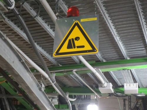 Am LHC ist man niedergeschlagen...