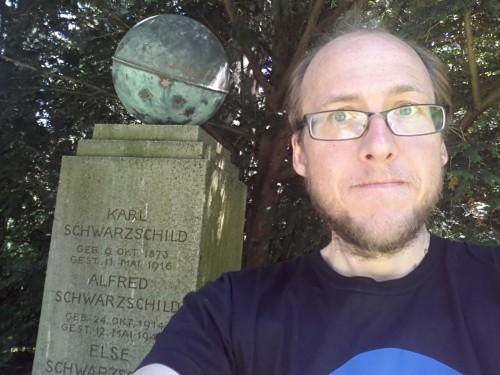 Ich hab Mathematiker in Göttingen besucht!