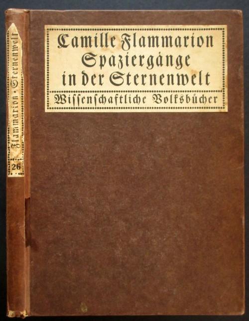 1904_Flammarion_Spaziergaenge_Sternenwelt_00