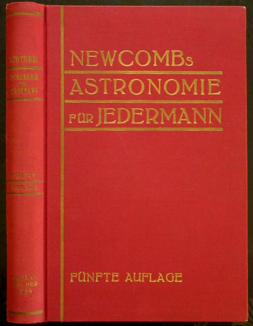 1929_Newcomb_Astronomie_00