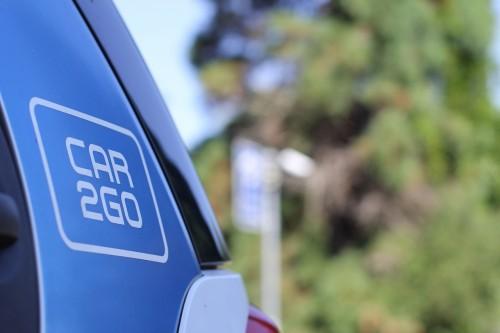 In der gelben Zone spielt Car-Sharing mit Elektroautos eine wichtige Rolle. Eigene Darstellung.