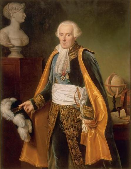 Pierre-Simon Laplace (Bild: Public Domain)