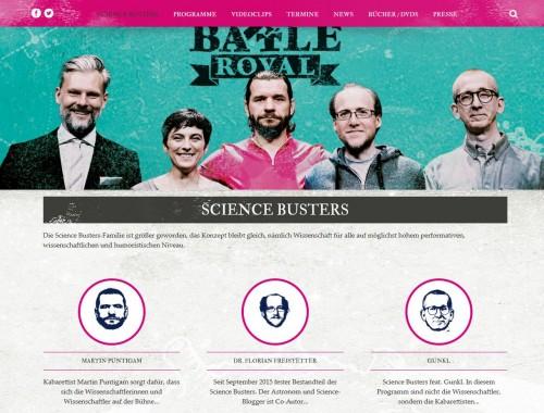 Auch hier gibts ein Wissenschaftsblog!