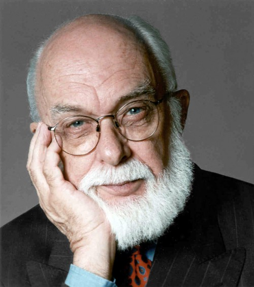 James Randi (Bild: JREF, randi.org, CC-BY-SA 2.0)