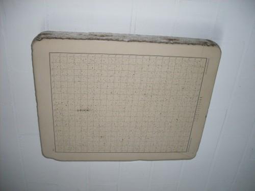 Druckplatte der Bonner Durchmusterung