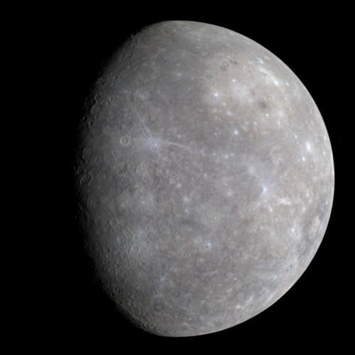 Merkur - unscheinbar, aber wichtig (Bild: NASA)