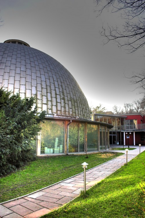 Das Planetarium in Jena (Bild: gemeinfrei)