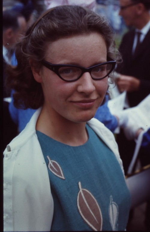 Jocelyn Bell, 1967 (Bild: Roger Haworth, CC-BY-SA 2.0)