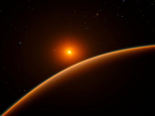 """""""Künstlerische Darstellung: ESO/spaceenginge.org"""