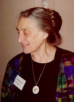 Dorrit Hoffleit (Bild: State of Connecticut, gemeinfrei)