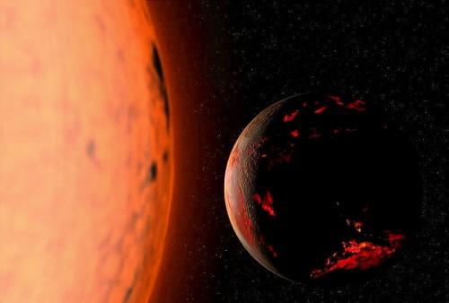 Die Zukunft wird heiß! (Künstlerische Darstellung: Fsgregs, CC-BY-SA 3.0)