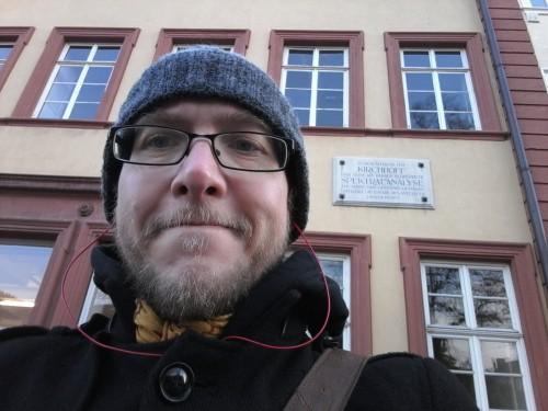 Ich hab extra nochmal in Heidelberg nachgesehen: Ja, die Spektralanalyse gibt es wirklich!