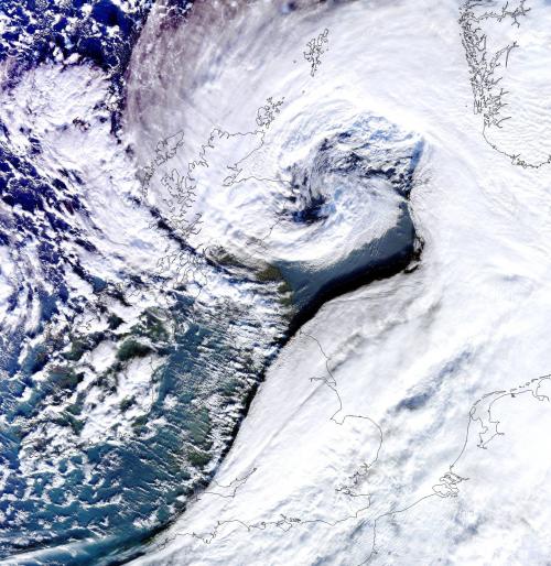 Wetter!! (Bild: NASA)