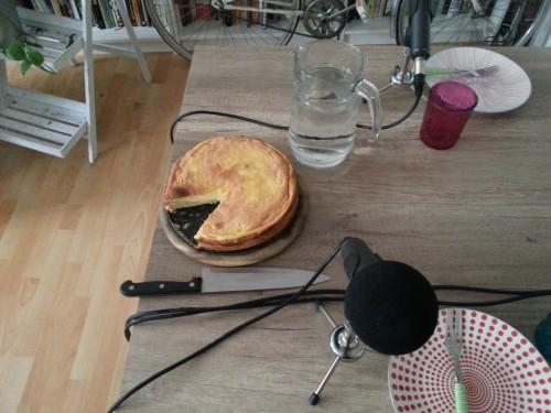 Der Formeltier-Podcast: Im Original nur mit Eierschecke!