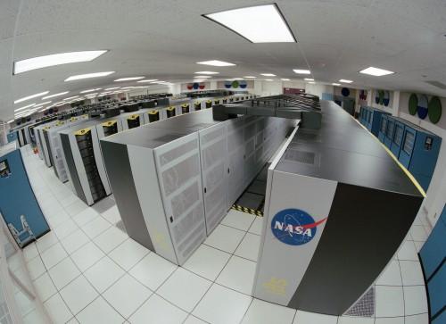 Supercomputer sind super. Aber auch manchmal knifflig (Bild: Trower, NASA)