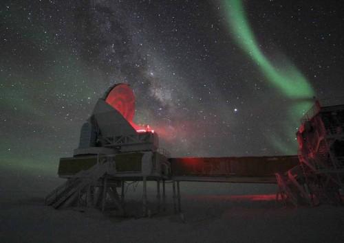 "Das ""South Pole Telescope"" hat noch keinen Killer-Planet entdeckt (Bild: Public Domain)"