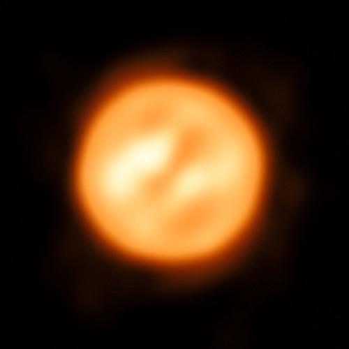 Antares (Bild: ESO/K. Ohnaka)