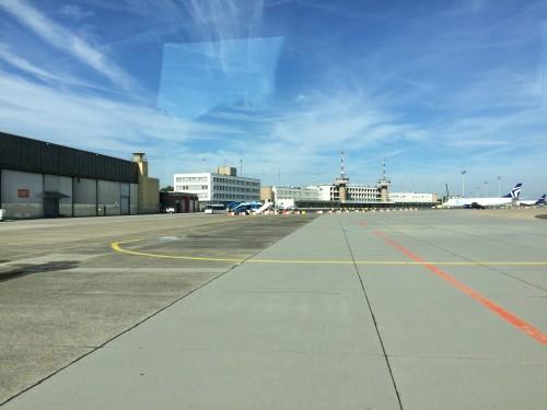 Das Terminal 1. (Author: Gergõ Fehérvári)