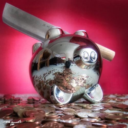 Das haut das dickste Sparschwein um. Bild: €-Schwein, CC BY-ND 2.0)
