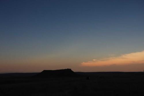 Der Himmel während der Totalität, © Eric & Karla
