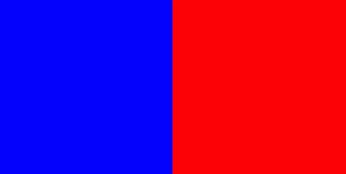 Auch wenn Sie kein Synästhet sind, können Sie feststellen, wie Farben schmecken. (Bildquelle: Autor)
