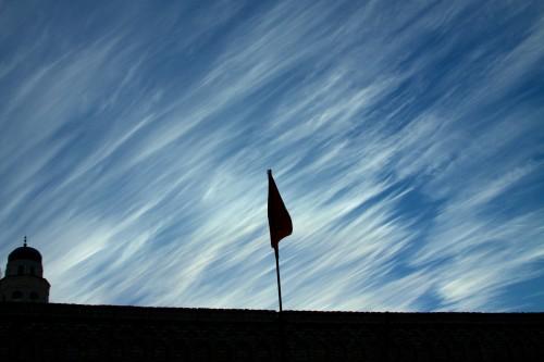 Cirruswolken (Bild: McKay Savage from London, UK, CC-BY 2.0)