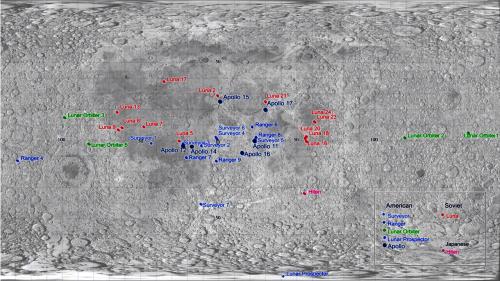 Hier liegt (u.a.) Zeug am Mond rum (Bild: Roke~commonswiki, CC-BY-SA 3.0)