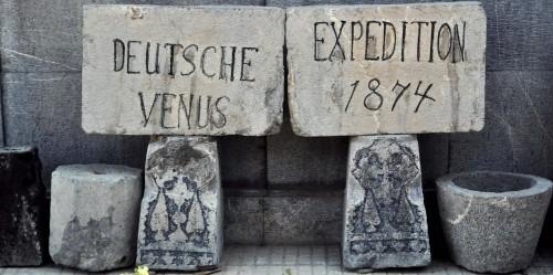 Erinnerung an die deutsche Venusexpedition von 1874 - ging aber leider nicht zur Venus... (Bild: Hans Bernhard, CC-BY-SA 3.0)