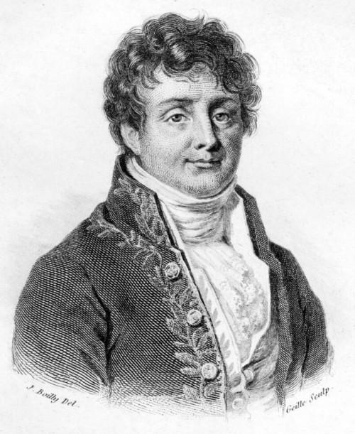 Joseph Fourier (Jules Boilly, Public Domain)