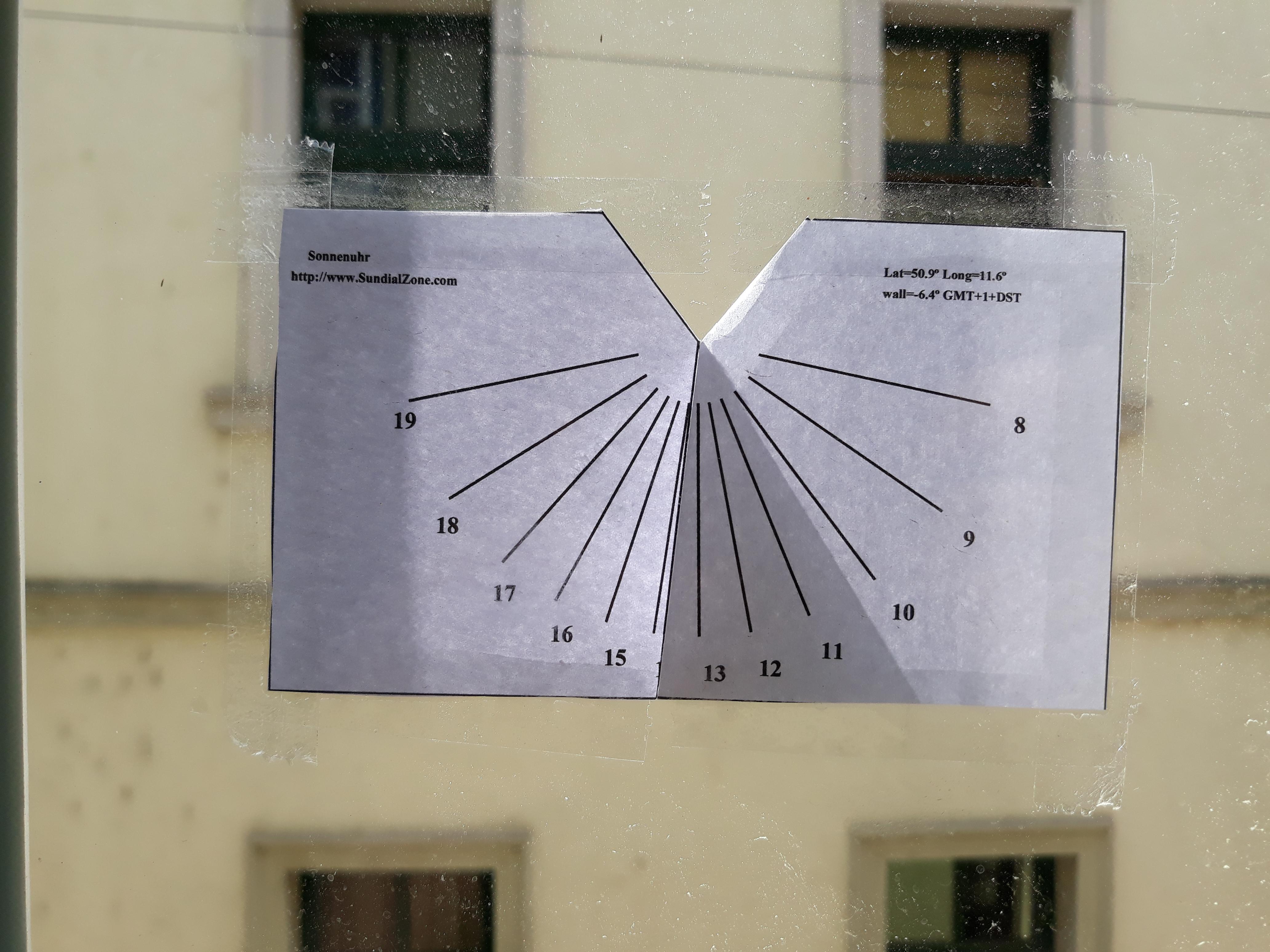 Video: Wie funktioniert und wie baut man eine Sonnenuhr? [Astrodicticum Simplex]