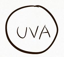Dieses verbreitete Symbol darf auf eine Sonnencremepackung gedruckt werden, wenn der UVA-Schutz mindestens eine Drittel des UVB-Schutzes beträgt.