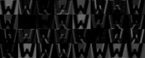 Noch ein Bild von einem W mit den gleichen Filtern (ebenfalls 100% von mir)