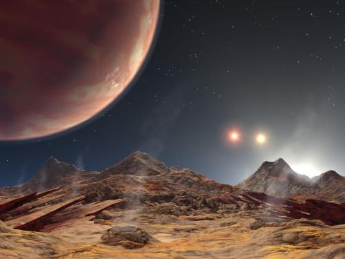 Es wird noch dauern bis wir echte Science-Fiction-Welten finden (Bild: NASA/JPL-Caltech)
