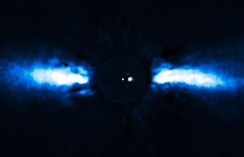 Bild: ESO/A.-M. Lagrange)